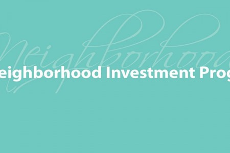 2016 Neighborhood Investment Program
