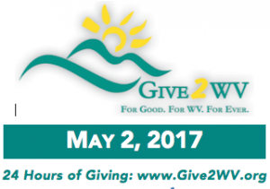 Give2WV Day 2017 logo