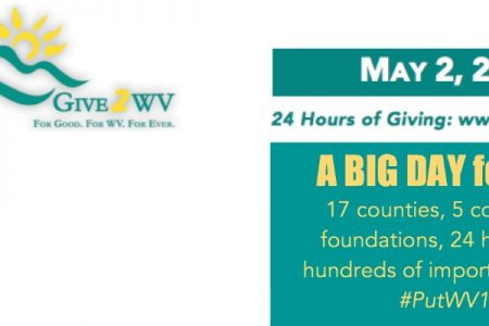 Give2WV Day 2017: Investing in Our Communities!