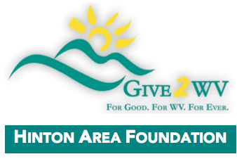 Hinton Area Foundation Give2WV Logo