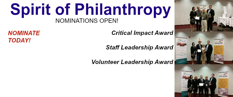 2017 Spirit of Philanthropy