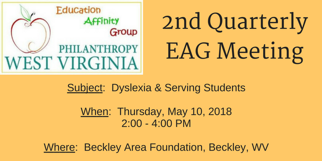 2nd Quarterly EAG Meeting