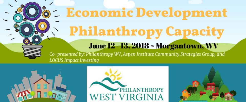 Building Economic Development Philanthropy Capacity