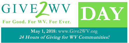 Give2WV Day 2018: Investing in Our Communities!
