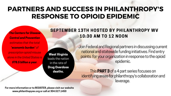 Entry Points: Philanthropy's Response to the Opioid Crisis Part 3