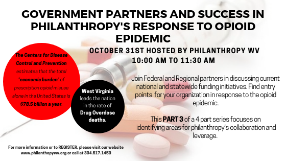 Government Partners and Success in Philanthropy's Response to the Opioid Epidemic