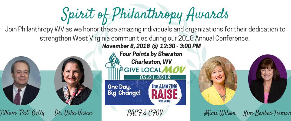 Spirit of Philanthropy