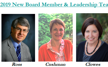 Announcing 2019 Philanthropy WV Board Leadership