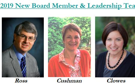 Announcing 2019 Philanthropy WV's New Board Members & Leadership Team