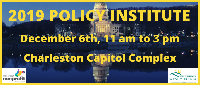 2019 Policy Institute in partnership with the WVNPA