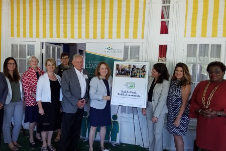 "Philanthropy WV unveils statewide ""Build a Fund. Build a Community"" Report"