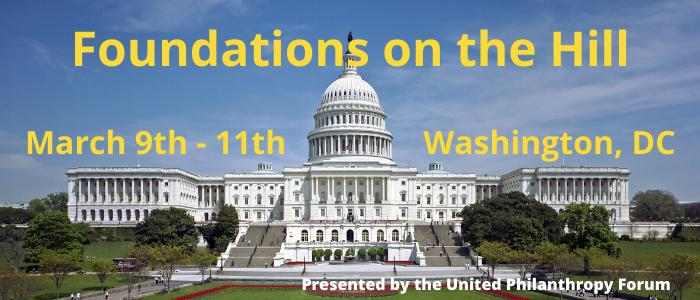 2020 Foundations on the Hill – Washington, DC