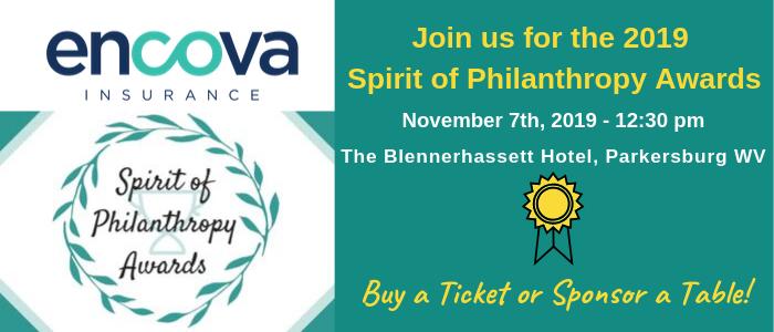 2019 Spirit of Philanthropy Program