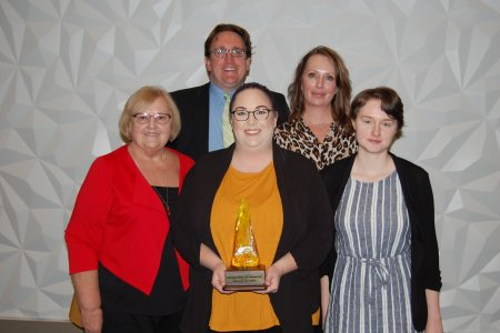 Philanthropy WV recognized with WV Nonprofit Excellence Award