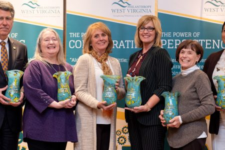 Philanthropy WV recognizes WV's Top Philanthropists & Awards Mini-Grants
