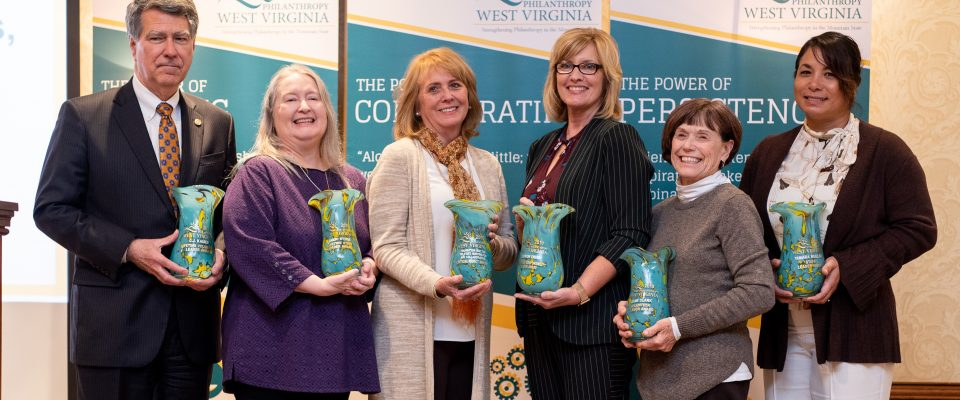 Philanthropy WV recognizes WV's Top Philanthropists & Awards Mini-Grants