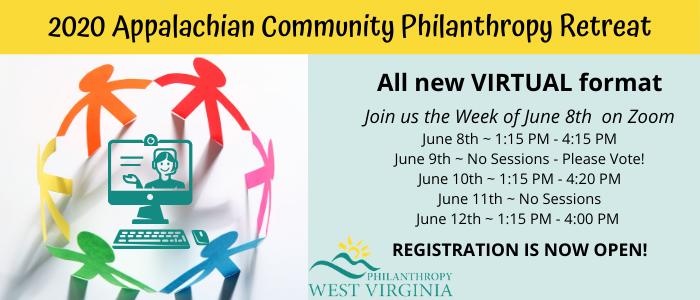 2020 Appalachian Community Philanthropy Leadership Retreat