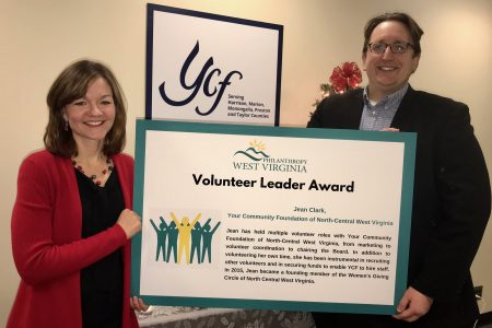 Inaugural WV Spirit of Philanthropy Grants Announced