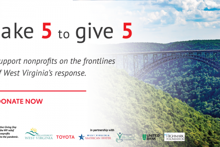 Take5toGive5 – A Call to Unite