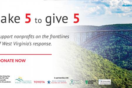 Take5toGive5 – A Call to Unite