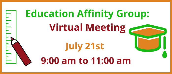 Education Funders Affinity Group Meeting